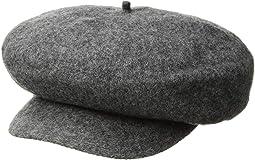 Boiled Wool Newsboy
