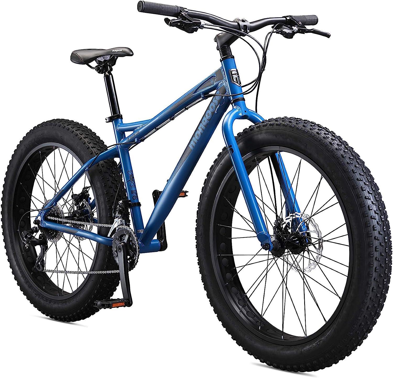 Mongoose Juneau Fat Tire Mountain Bike></noscript></a> <div class=