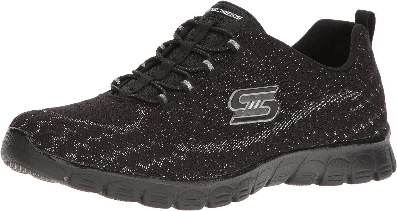 Skechers Womens Ez Flex 3.0 Estrella Fashion Sneaker