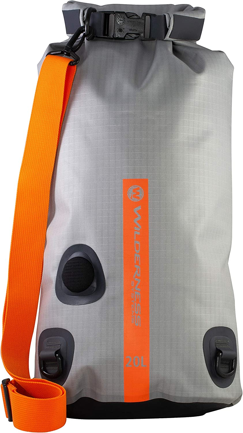 Limited Special Price Wilderness Systems Waterproof XPEL Dry with Bag Valve Free Shipping Cheap Bargain Gift Shoulder