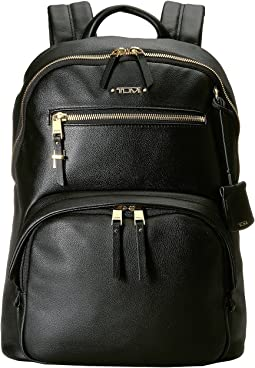 Voyageur Hagen Leather Backpack
