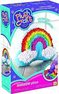 Orb Factory PlushCraft Rainbow Pillow Kit