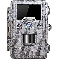 OUDMON 30fps FHD Waterproof Trail Game Camera
