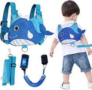 Lehoo Castle Toddler Leash for Walking, Baby Leashes for Toddlers 4-in-1, Kid Harness with Leash, Child Safety Leash Anti ...