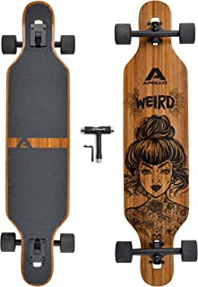 APOLLO Longboard for Professionals and Beginners; Long Board for Kids, Teens and Adults;..