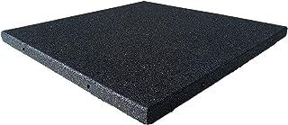 Rubber Cal Eco-Sport Interlocking Tile-Pack of 5
