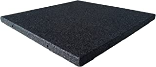 Rubber-Cal Eco-Sport Floor Tile-Pack of 3