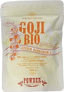 Powder Bayas de Goji Ecológicas - 200 gr