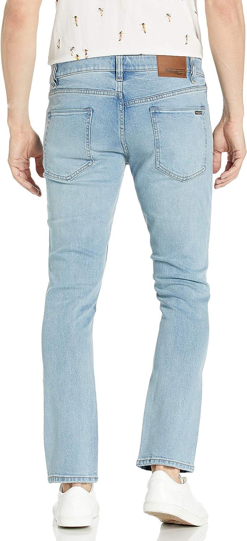 Volcom 2x4 Denim Pantalon Vaquero Para Hombre Volcom Amazon Es Ropa Y Accesorios