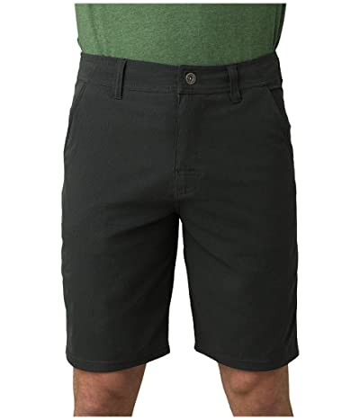 Prana Hybridizer Shorts (Charcoal) Men