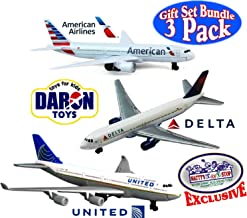 diecast commercial planes