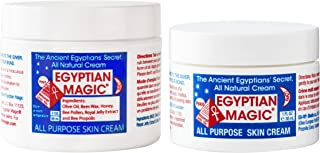 Egyptian Magic All Purpose Skin Cream | Skin, Hair, Anti Aging, Stretch Marks | 100% Natural Ingredients | 3 Ounce