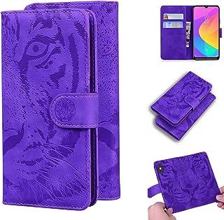 LODROC Cover Xiaomi Mi 9 Lite / CC9 Flip Cover Custodia Protettiva Caso Libro in Pelle PU con Portafoglio, Funzione Suppor...