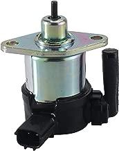 MaySpare Fuel Shut Off Stop Solenoid 1C010-60015 1C010-60016 1C010-60017 12VDC Kubota M105S M105X M6800 M8200 M8540 M9000 M9540 M95S M95X M96
