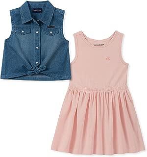 Baby Girls 2 Pieces Dress Set