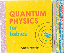 Baby University Board Book Set: A Science for Toddlers Board Book Set (Science Gifts for Kids) (Baby University Board Book...