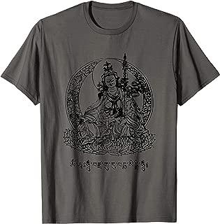 Padmasambhava Guru Rinpoche Tibetan Buddha Mantra Buddhist T-Shirt
