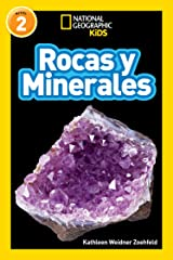 National Geographic Readers: Rocas y minerales (L2) (Spanish Edition) Kindle Edition