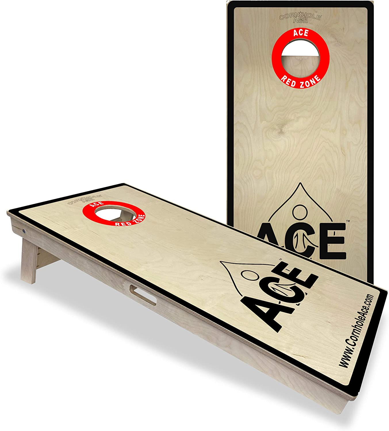 Professional Cornhole El price Paso Mall Board Set - Approved ACL Manufacturer Bag