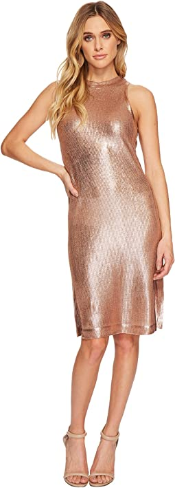 Splendid - Astor Metallic Sleeveless Dress