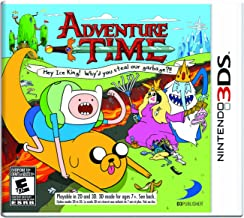 3ds adventure time games
