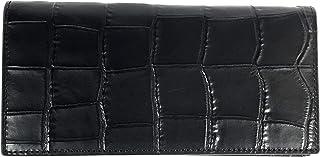 [コーチ] COACH 財布 長財布 二つ折り メンズ ブレスト ポケット ウォレット F73134 QBBK レザー [アウトレット] [並行輸入品]