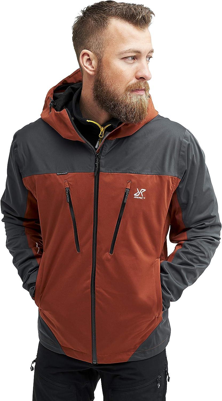 favorite RevolutionRace Men's Waterproof Silence High order Jacket Proshell wit