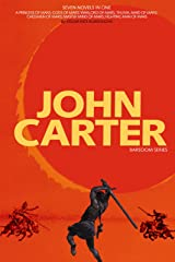 John Carter: Barsoom Series (7 Novels) A Princess of Mars; Gods of Mars; Warlord of Mars; Thuvia, Maid of Mars; Chessmen of Mars; Master Mind of Mars; Fighting Man of Mars COMPLETE WITH ILLUSTRATIONS Kindle Edition