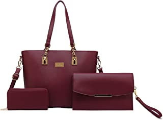 Best tote and wallet set Reviews