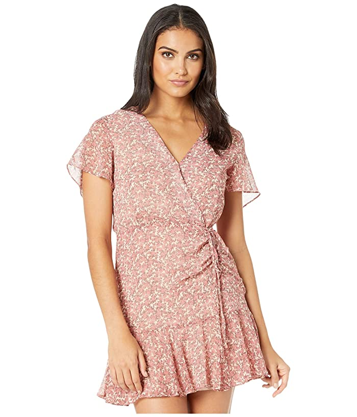 BB Dakota  Call Me Daisy Dress (Alabaster) Womens Clothing