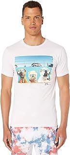 [トッドスナイダー] メンズ シャツ Gerry Beckley Dogs Graphic Tee [並行輸入品]