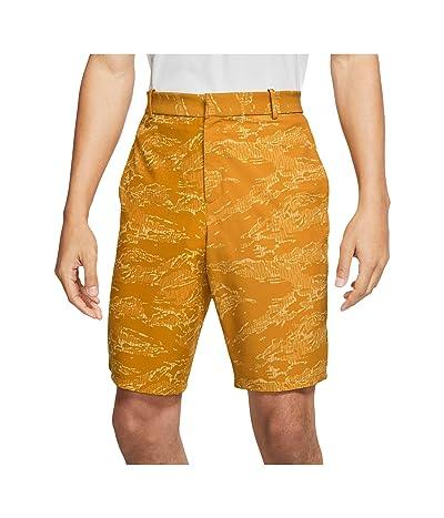 Nike Golf Flex Shorts Hybrid Camo (Club Gold/Club Gold) Men