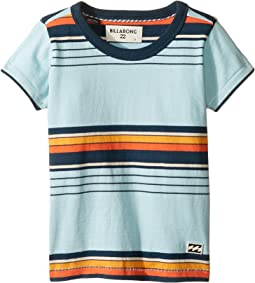 Billabong Kids - Oscar Short Sleeve Crew (Toddler/Little Kids)