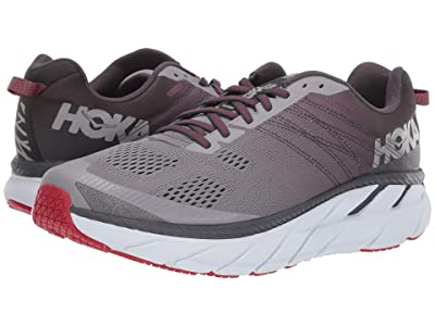 Hoka One One Clifton 6 (Gull/Obsidian) Men