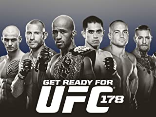 Get Ready for UFC 178