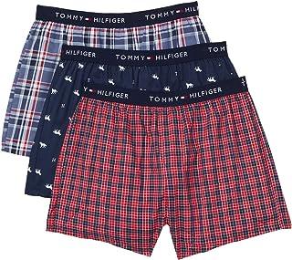 Men's Underwear Cotton Classics Slim Fit Woven Boxers