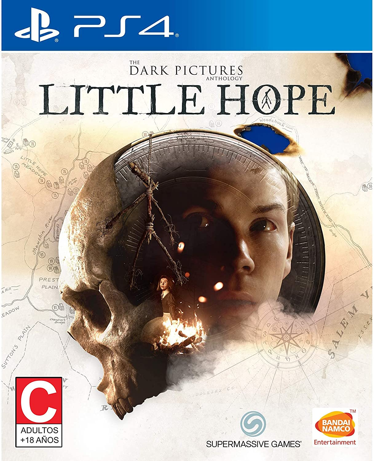 The Dark Pictures: Little Hope 4 40% OFF Cheap Sale - Super sale PlayStation
