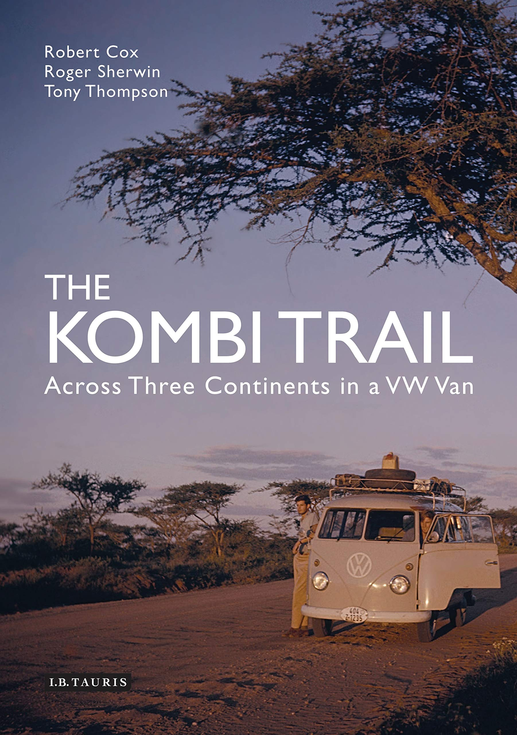 Image OfThe Kombi Trail: Across Three Continents In A VW Van