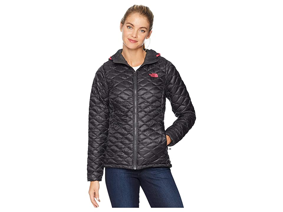 The North Face ThermoBalltm Hoodie (Asphalt Grey) Women