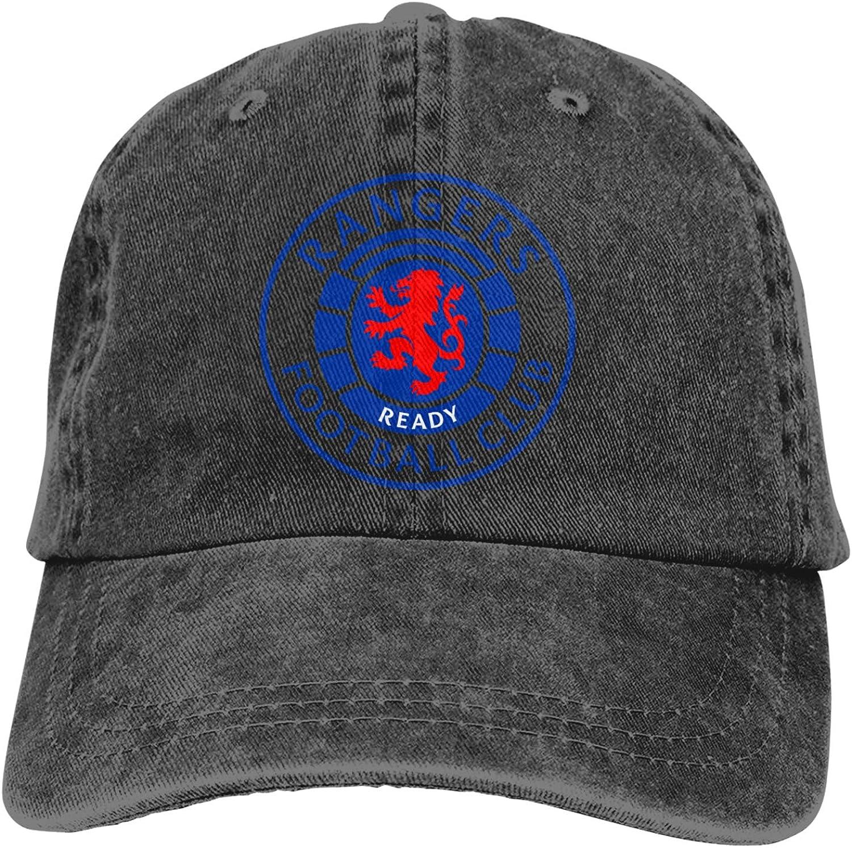 RUIHGK Scottish Flag Lion Logo Denim Cap Adjustable Casquettes Baseball Cowboy Hat