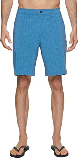 Vagabond Plaid Amphibian Shorts