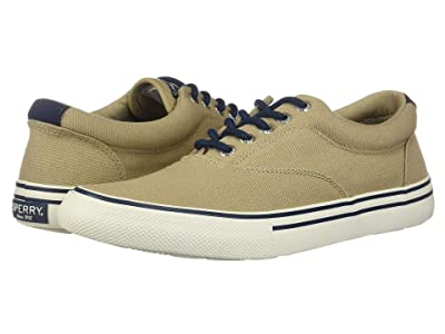 Sperry Striper II Storm CVO Duck Canvas (Chino) Men
