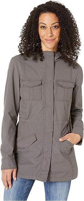 1e9a56fb8 Levi's® Fashion Light Weight Parka w/ Roll Up Sleeve | Zappos.com