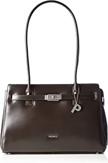 PICARD Miranda Handbag M Tasche Schultertasche Handtasche Damen Schwarz Leder