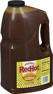 Frank's RedHot Stingin' Honey Garlic Sauce, 128 Fl Oz (Pack of 1)
