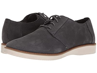 TOMS Preston (Forged Iron Grey Nubuck) Men