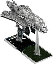 Giochi Uniti gu359–Star Wars X-Wing: Cruiser portacaccia Game with Miniature