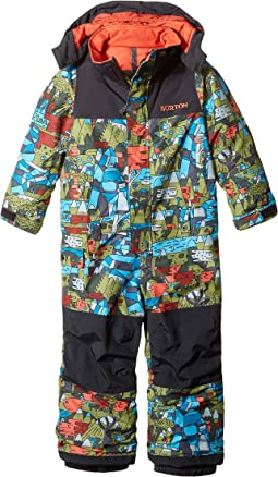 Boys Minishred Striker One Piece (Toddler/Little Kids)
