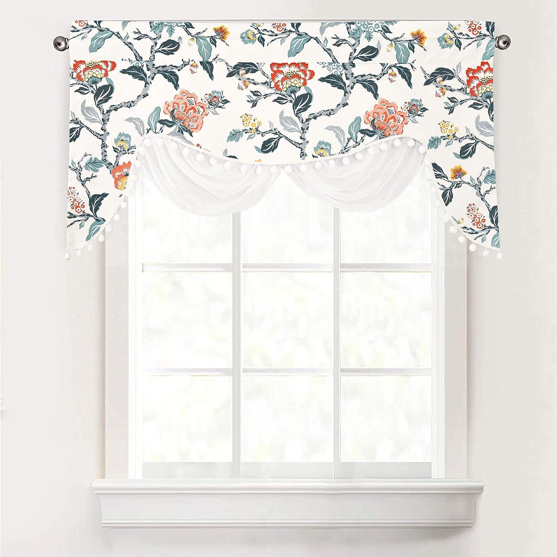 DriftAway Ada Sketch Botanical free Max 49% OFF Flower Print Leaf Floral Thermal
