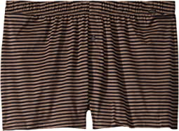 Midnight/Taupe Stripe